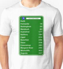 Old Coast Road Unisex T-Shirt