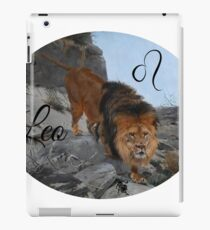 Leo Zodiac Sign iPad Case/Skin