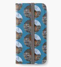 Leo Zodiac Sign iPhone Wallet/Case/Skin