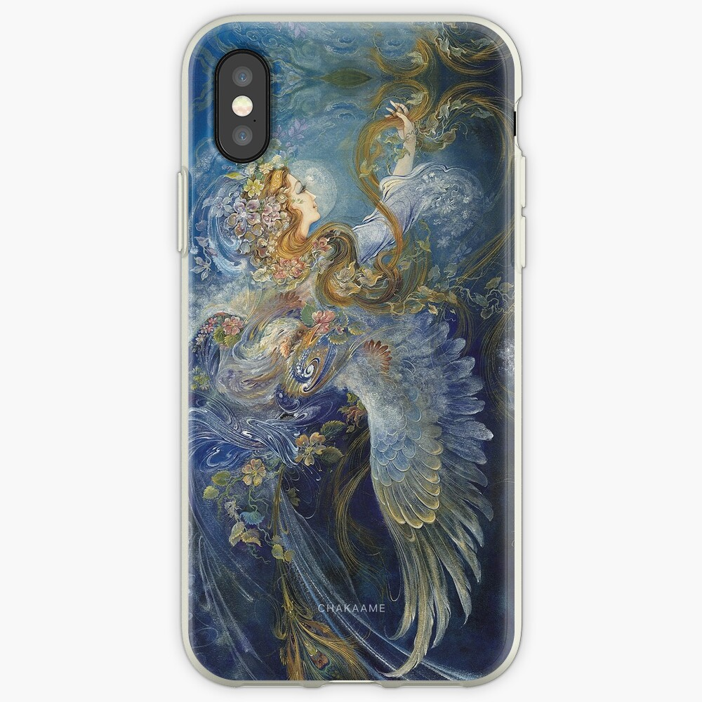 Persian Miniature - F232 iPhone Case & Cover