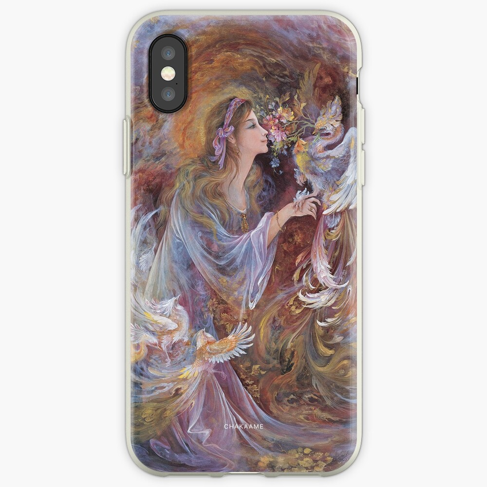 Persian Miniature - F267 iPhone Case & Cover