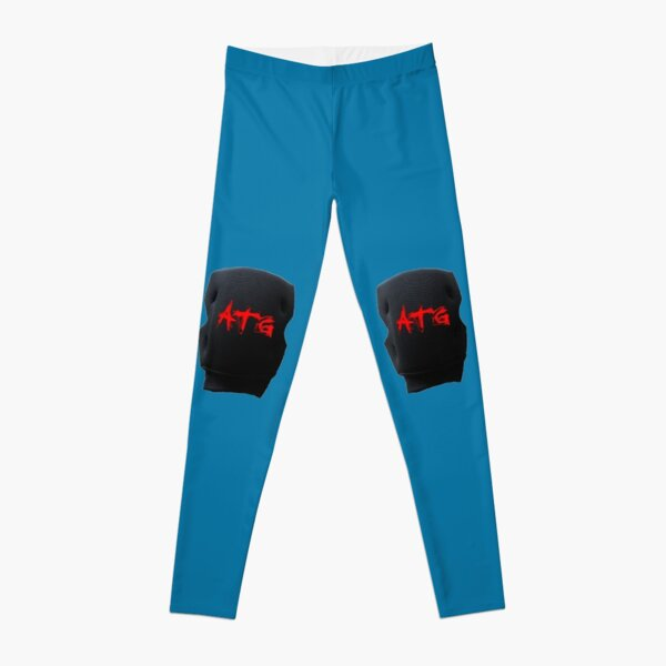 ATG red blooded gaurdian female leggings Leggings