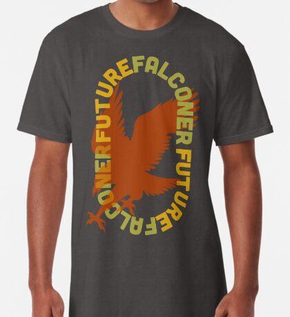Future Falconer Made Especially for the Someday Falconer Long T-Shirt