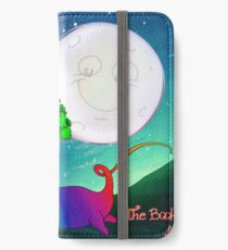 Dinosaur Tree House, The Book of Yawns, Adventure 8 moon iPhone Wallet/Case/Skin