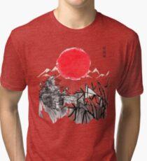 Japan Beauty Tri-blend T-Shirt