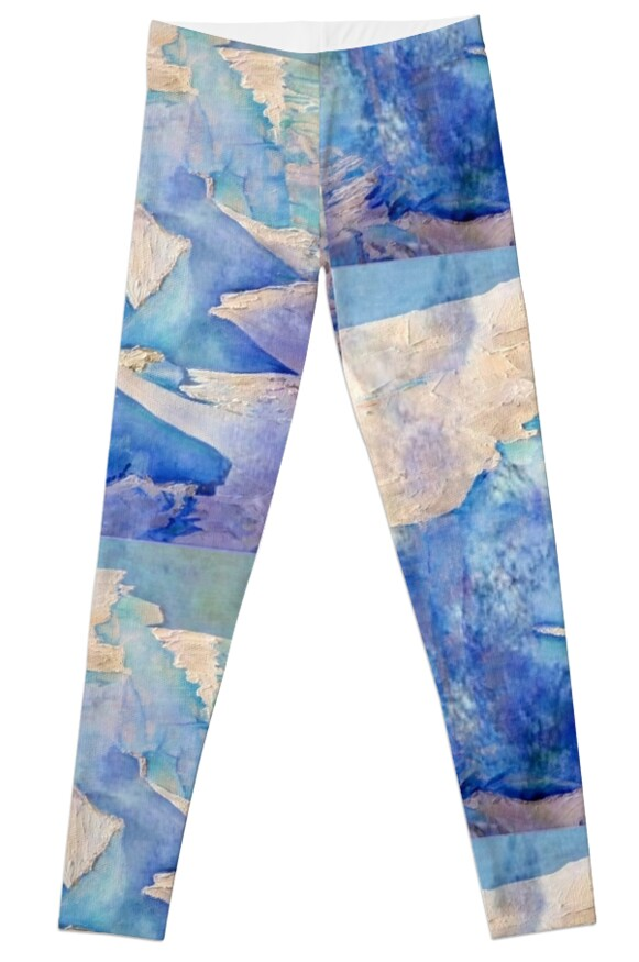 Meringue leggings by danielle arnal redbubble for Arnal decoration