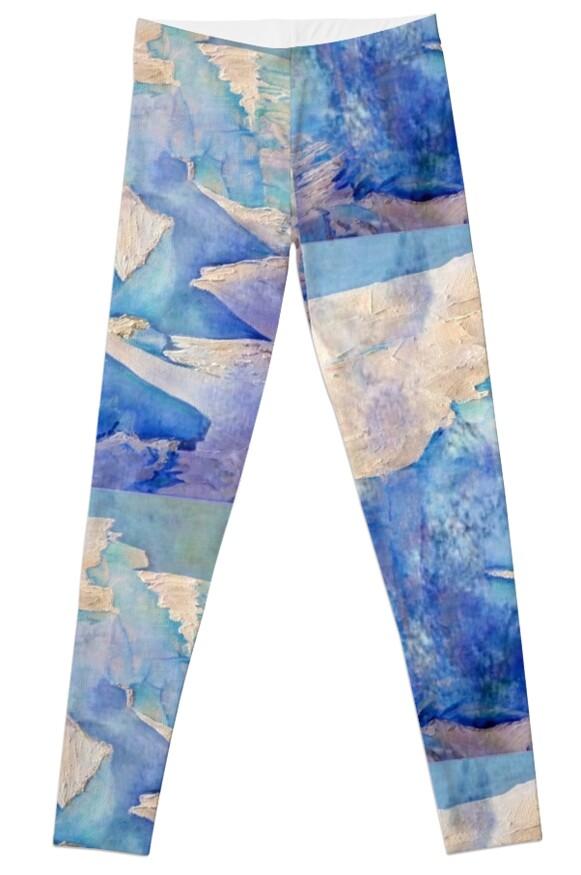 Meringue leggings by danielle arnal redbubble for Arnal decoration