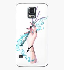 Hands and magic 2 Case/Skin for Samsung Galaxy