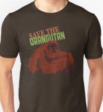 Save the Orangutan Unisex T-Shirt