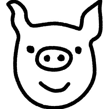 Little Piggy in the Big World ('Gone to the Market' Edition) by jackhowse