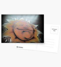 The smug sun Postcards