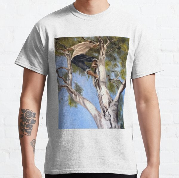 Tree Climbing Classic T-Shirt