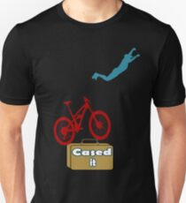 Cased it MTB Tee Unisex T-Shirt