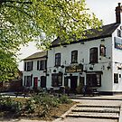 The Plough Inn by Mike Oxley
