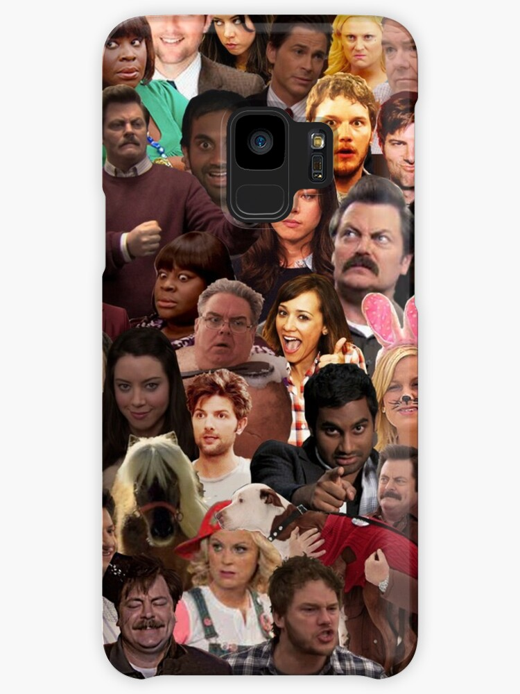 Parks and Recreation Collage by icecoldqueen