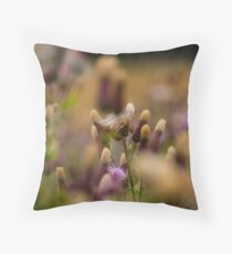 Thistle Babies Throw Pillow