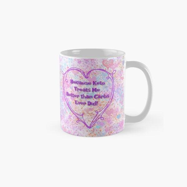 I Love Keto Mug Classic Mug