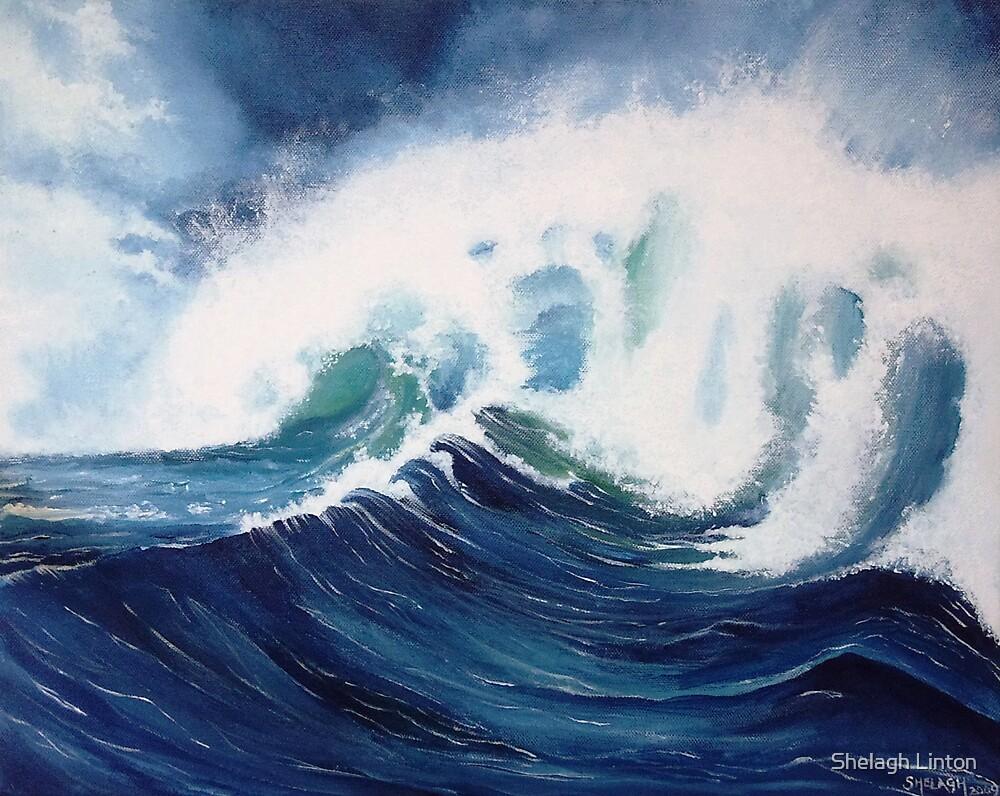Big Wave by Shelagh Linton