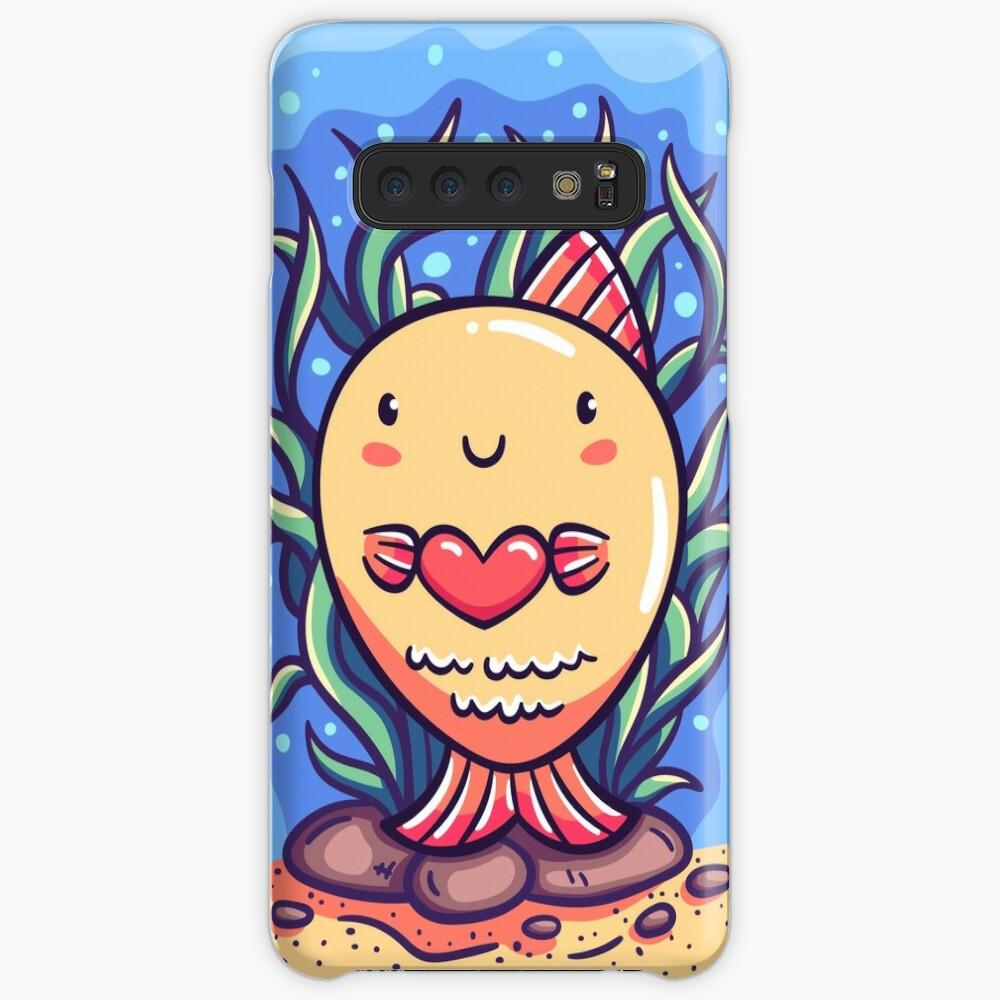 Little Fish Case & Skin for Samsung Galaxy