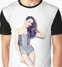 Alison Brie Graphic T-Shirt