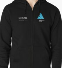 My name is Connor Zipped Hoodie