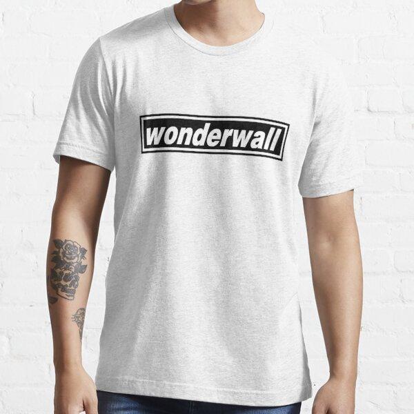 Wonderwall Essential T-Shirt