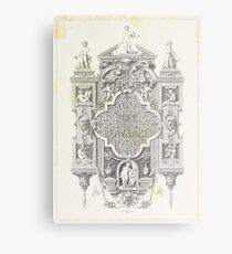 1843 Les beaux-arts Metal Print