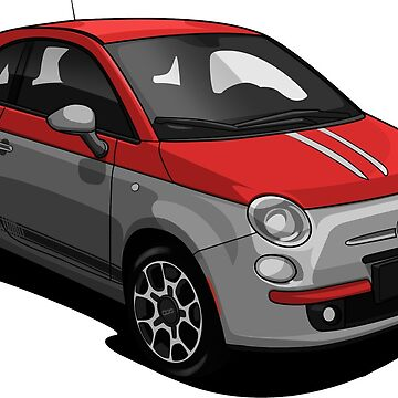 Fiat 500 by xEver