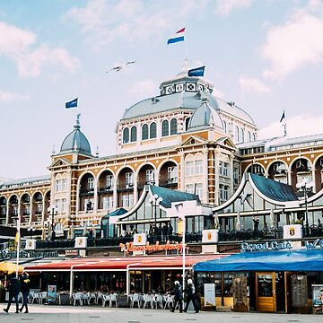 Kurhaus Hotel Scheveningen by PatiDesigns