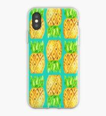 Vinilo o funda para iPhone Pineapple Love