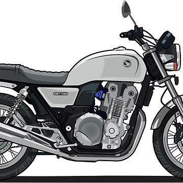 Honda CB1100 Street Motorcycle by xEver