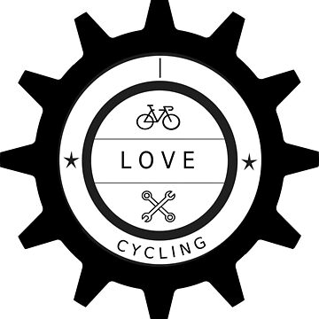 I Love Cycling by BeTheBest