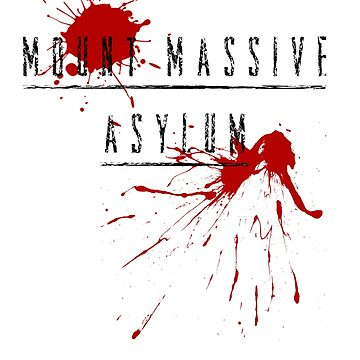 Mount Massive Asylum by PantherLilyz