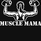 Muscle Mama - Fitness Chic - FIT and PROUD by geekingoutfitte