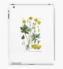 Scientific Botanical Illustration Series. 8 iPad Case/Skin
