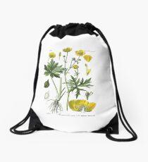 Scientific Botanical Illustration Series. 8 Drawstring Bag