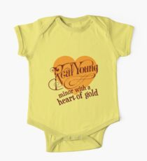 Real Young Minor with a Heart of Gold by lilterra.com Kids Clothes