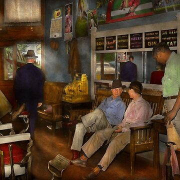 Barber - Cowboy stories 1939 by mikesavad
