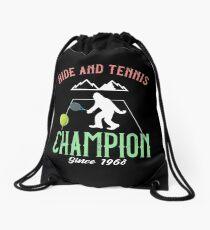 Mochila de cuerdas Bigfoot Hide and Tennis Champion Sasquatch