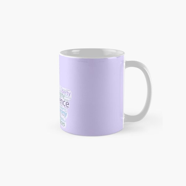 Thumbs Up for Independence Classic Mug