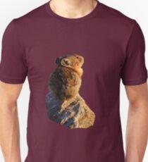 Sunset Pika Unisex T-Shirt