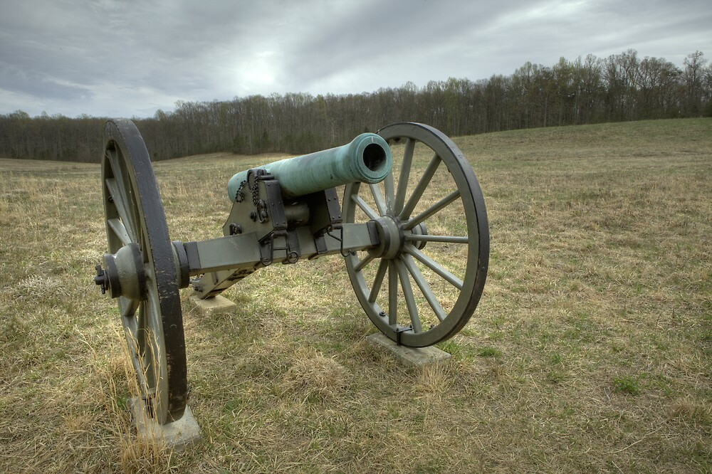 Wilderness Cannon by Harry H Hicklin