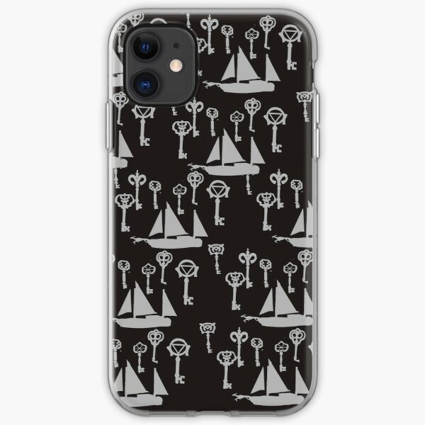 The Magicians Patern iPhone Soft Case