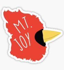 Mt. Joy  Sticker