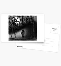 Emptiness Postcards