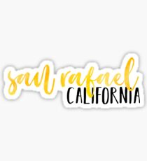 Dominican University / San Rafael California Sticker