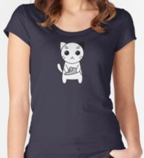 I got this for you! Women's Fitted Scoop T-Shirt