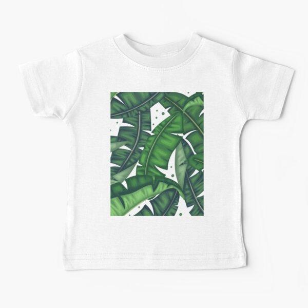 banana leaf Baby T-Shirt