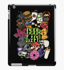Geek Life iPad Case/Skin