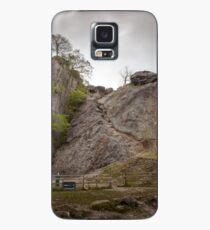 Dinas Rock mountaineering Pontneddfechan Case/Skin for Samsung Galaxy